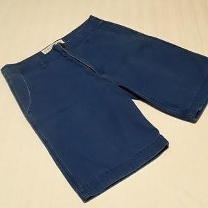 Aeropostale Men's Flat Front Shorts Size 36